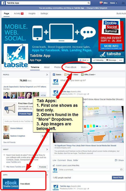 10 Changes to the Facebook Page Layout: What Marketers Need to Know |