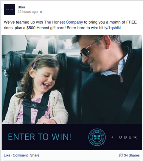uber contest image