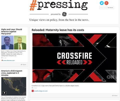ge #pressing campaign on rebelmouse