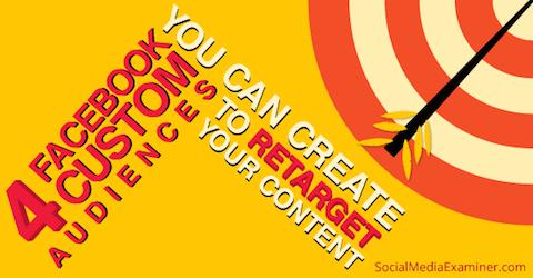retarget your content