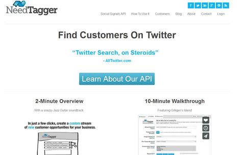 needtagger website capture
