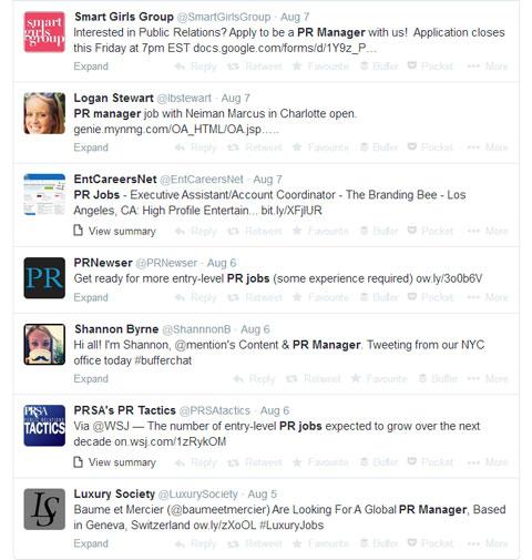search operator results
