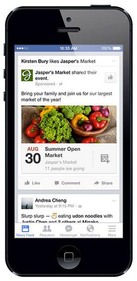 facebook event tools
