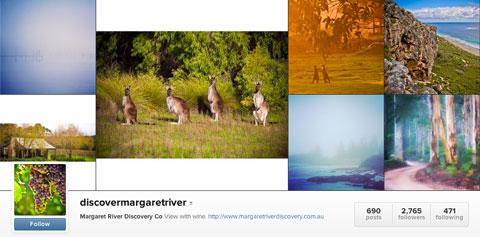 discovermargaretriver instagram