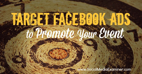 how to use targeted facebook ads