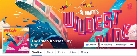 pitch kansas city facebook cover image