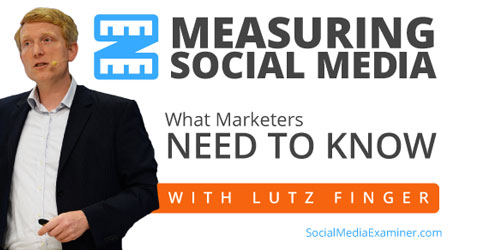 social media measurement with lutz finger
