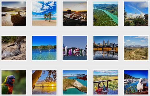 tourism australia instagram posts