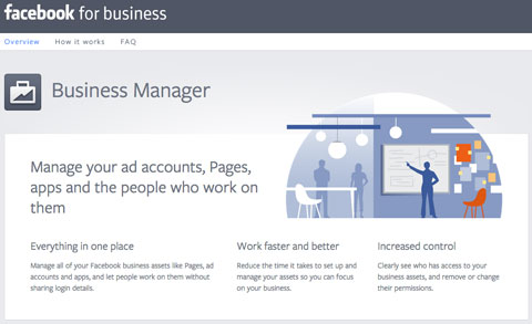 Image result for business manager facebook