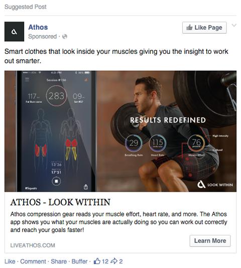 athos facebook post