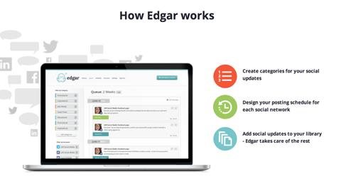 edgar app