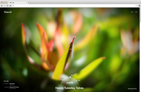 pinterest for chrome browser users