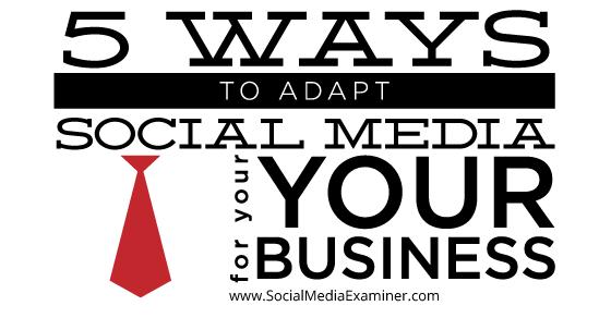 5 ways to improve your instagram marketing social media examiner 5 Ways To Develop A Social Media Strategy Social Media Examiner