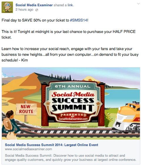 social media success summit offer