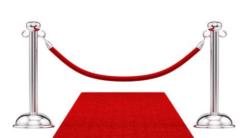 shutterstock 103168676 image of red carpet and velvet rope