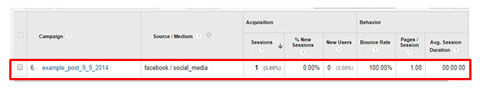 traffic details in google analytics
