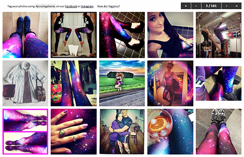 user shots of leggings