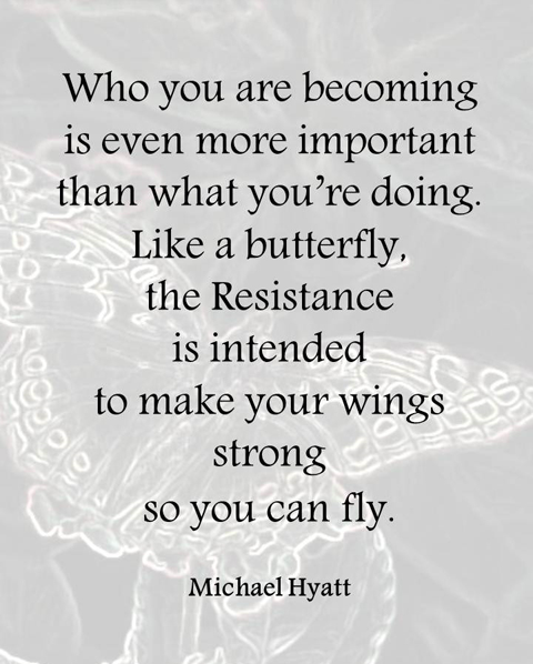 quote from michael hyatt