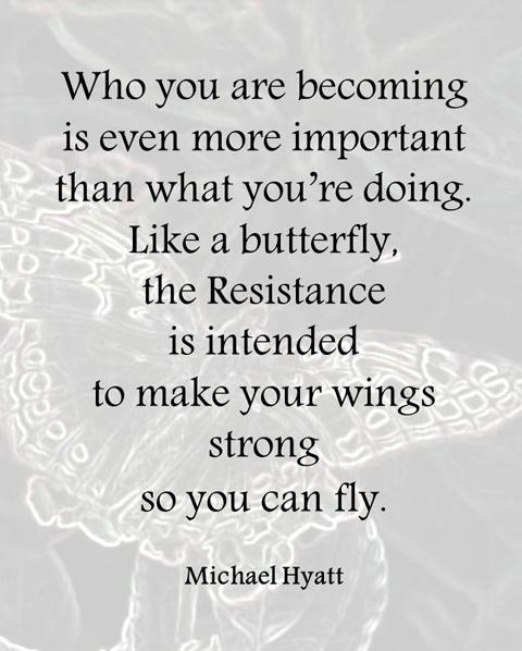 quote from michael hyatt