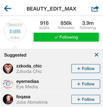 popular instagram accounts
