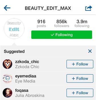popular instagram accounts