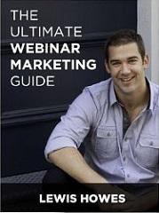Lewis' book on webinars.