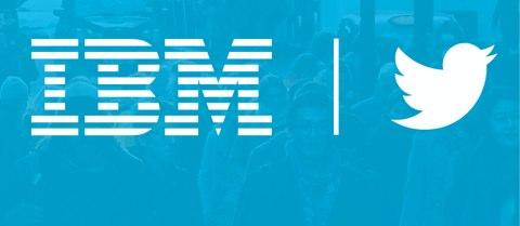 ibm and-twitter partnership