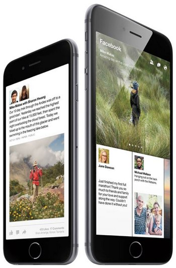 paper app iphone6