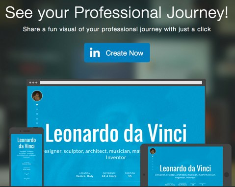 slideshare professional journey