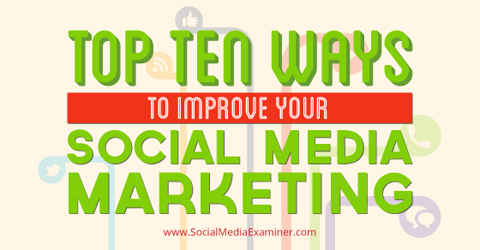 top 10 social media examiner articles