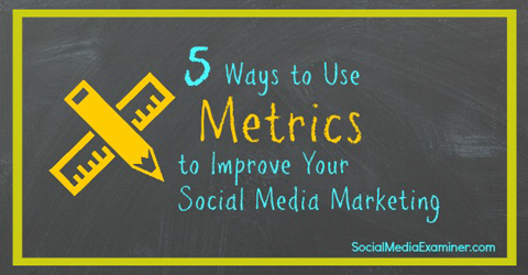 5 ways to use metrics