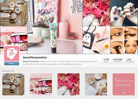 benefit cosmetics image