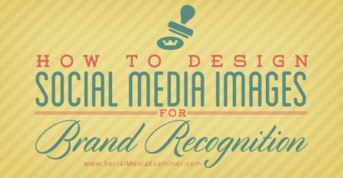 branding social media images