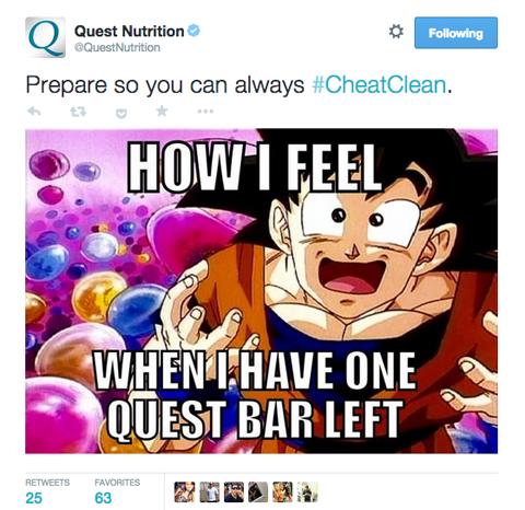 questnutrition tweet