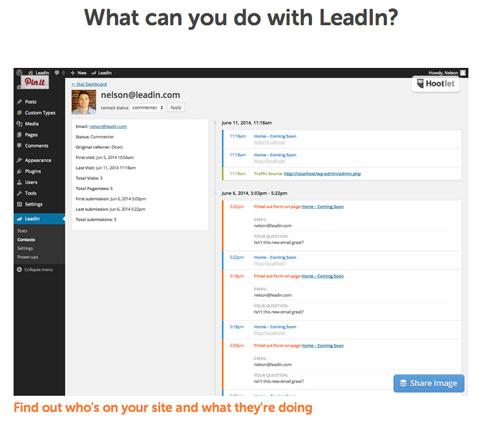 leadin plugin