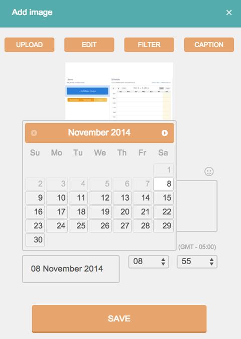 instapult schedule