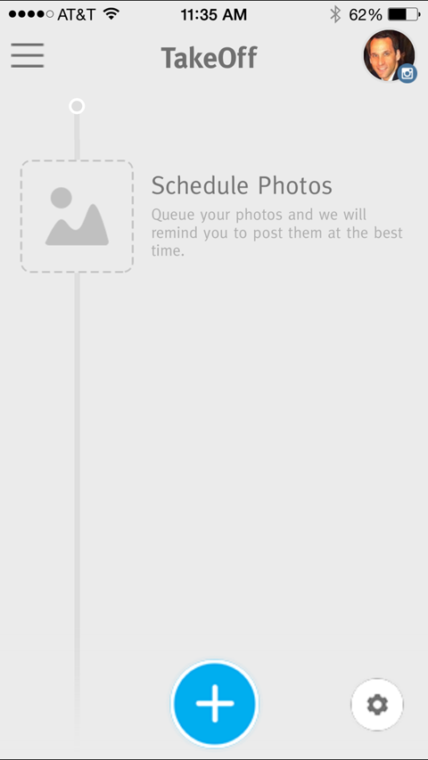 Schedule Posts on Instagram With TakeOff.