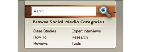 social media examiner categories 2009