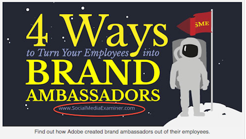 custom branded image from social media examiner