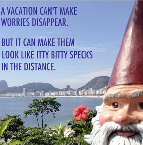 roaming gnome instagram post