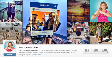 ms-sue-b-zimmerman-instagram-profile