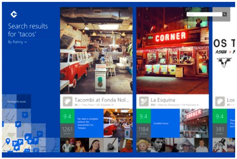 foursquare all new for windows