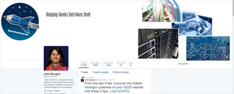 spacebarpress twitter header on web