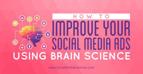 improve social media ads