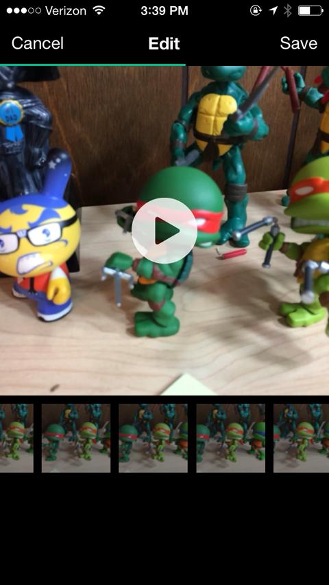 editar quadros em videira