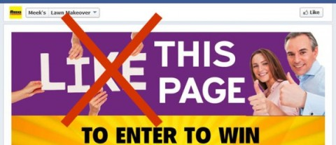 facebook like bait cover image