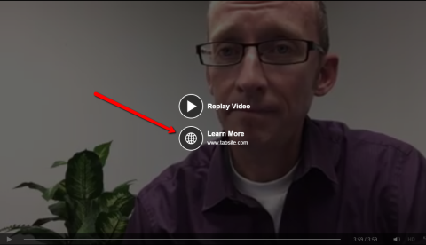 facebook video ad call to action button