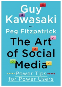 Guy and his co-author, Peg Fitzpatrick, crowdsourced their communities on their book.