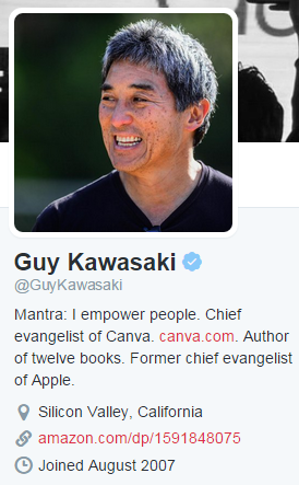Guy's mantra is 3 words: I empower people.