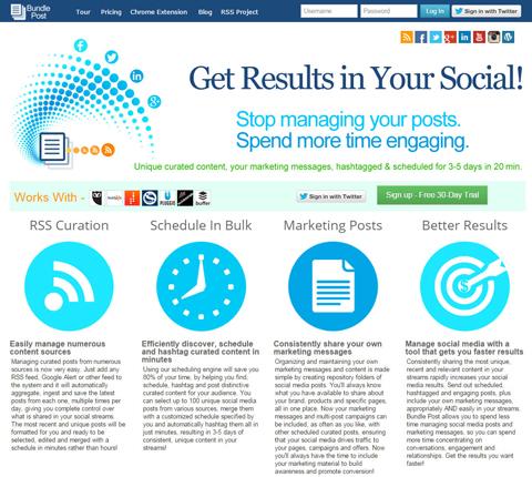 bundlepost website
